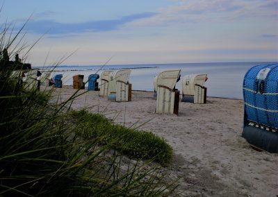 Aussen Strand Großenbrode